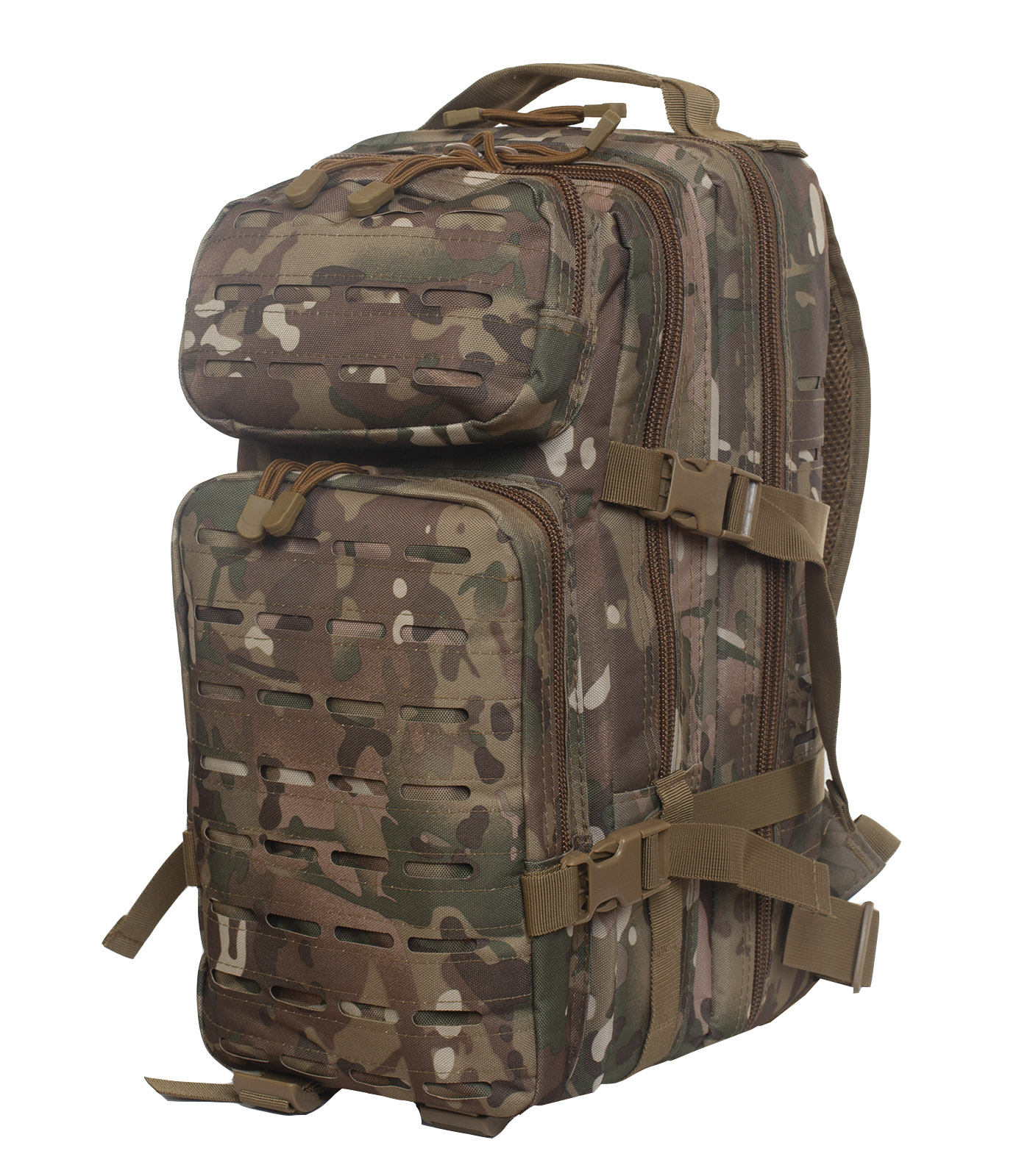 Армейский штурмовой рюкзак камуфляжа Multicam