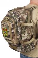 Армейский штурмовой рюкзак с нашивкой Пограничная служба