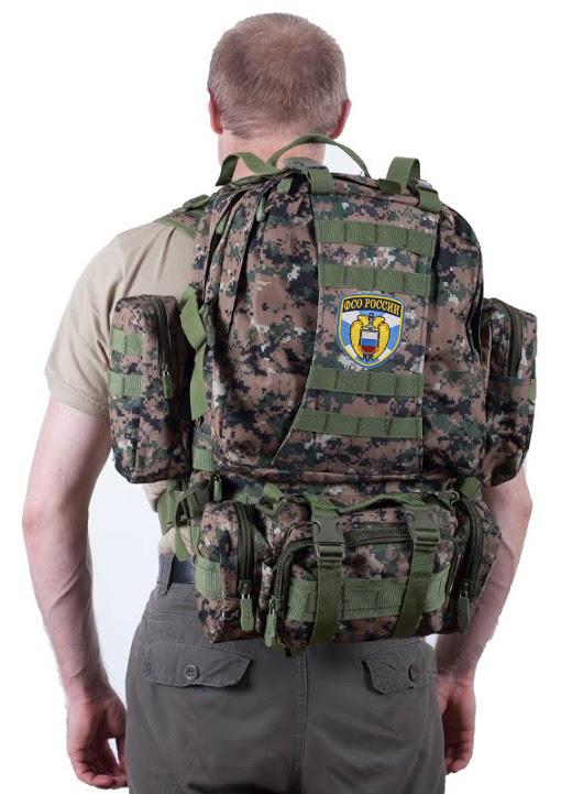 Армейский штурмовой рюкзак US Assault ФСО - купить онлайн