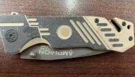 Армейский складной нож Amphion