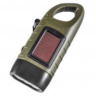 Армейский тактический фонарь Dynamo Tac Flashlight Camo