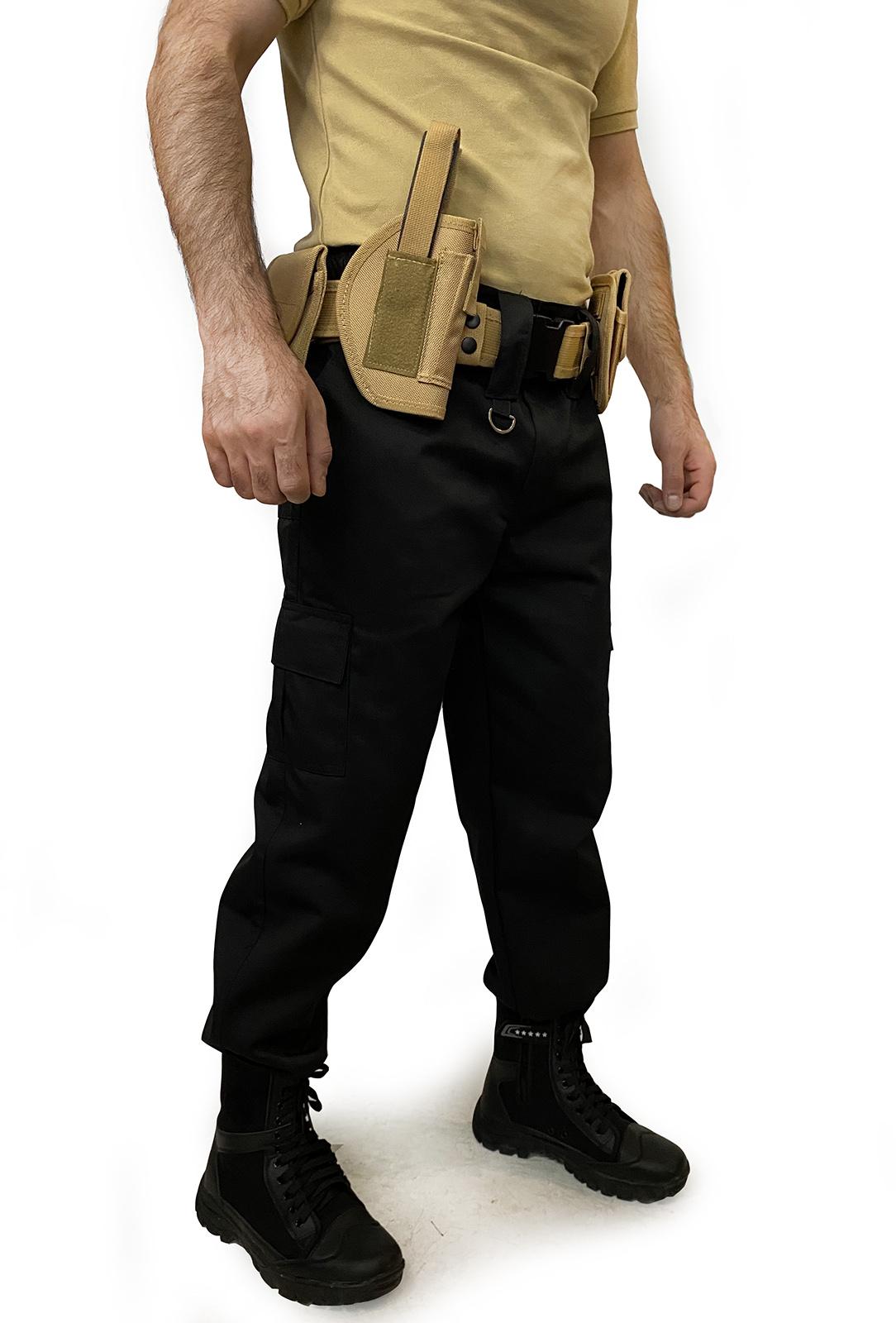 Армейский тактический пояс спецназа (хаки-песок)