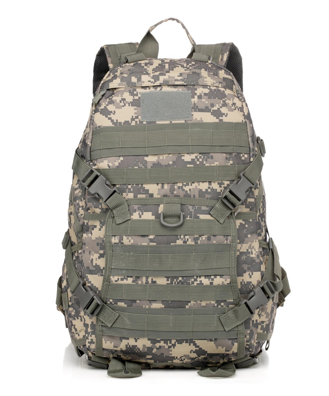 Армейский тактический рюкзак камуфляж купить недорого