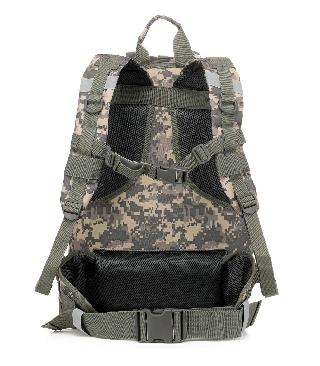 Армейский тактический рюкзак камуфляж с доставкой по России