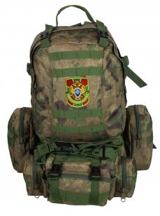 Армейский тактический рюкзак с нашивкой Погранслужбы - купить в розницу