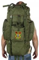 Армейский тактический рюкзак с в нашивкой Пограничной службы - купить онлайн