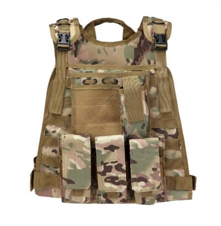 Армейский тактический жилет-разгрузка для охоты купить недорого