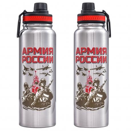 Армейский термос Армия России