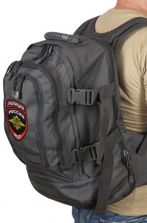 Армейский универсальный рюкзак с нашивкой Полиция России