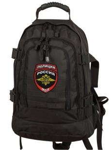 Армейский универсальный рюкзак с нашивкой Полиция России - заказать по лучшей цене