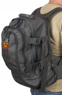 Армейский универсальный рюкзак с нашивкой УГРО
