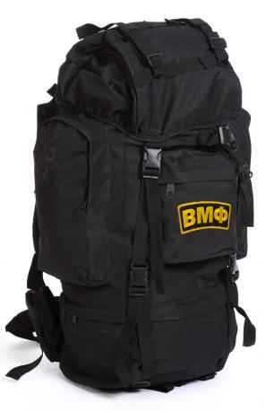 Армейский вместительный рюкзак с нашивкой ВМФ и- купить выгодно