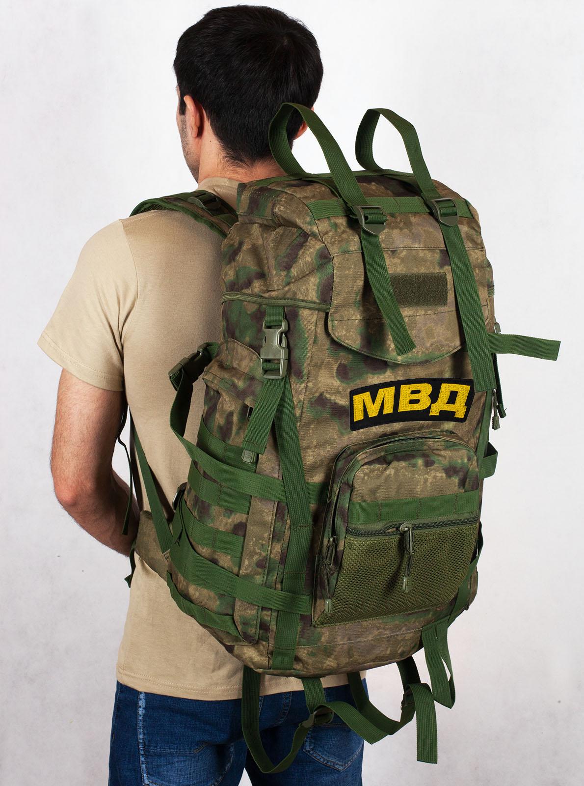 Армейский заплечный рюкзак MultiCam A-TACS FG МВД - купить онлайн