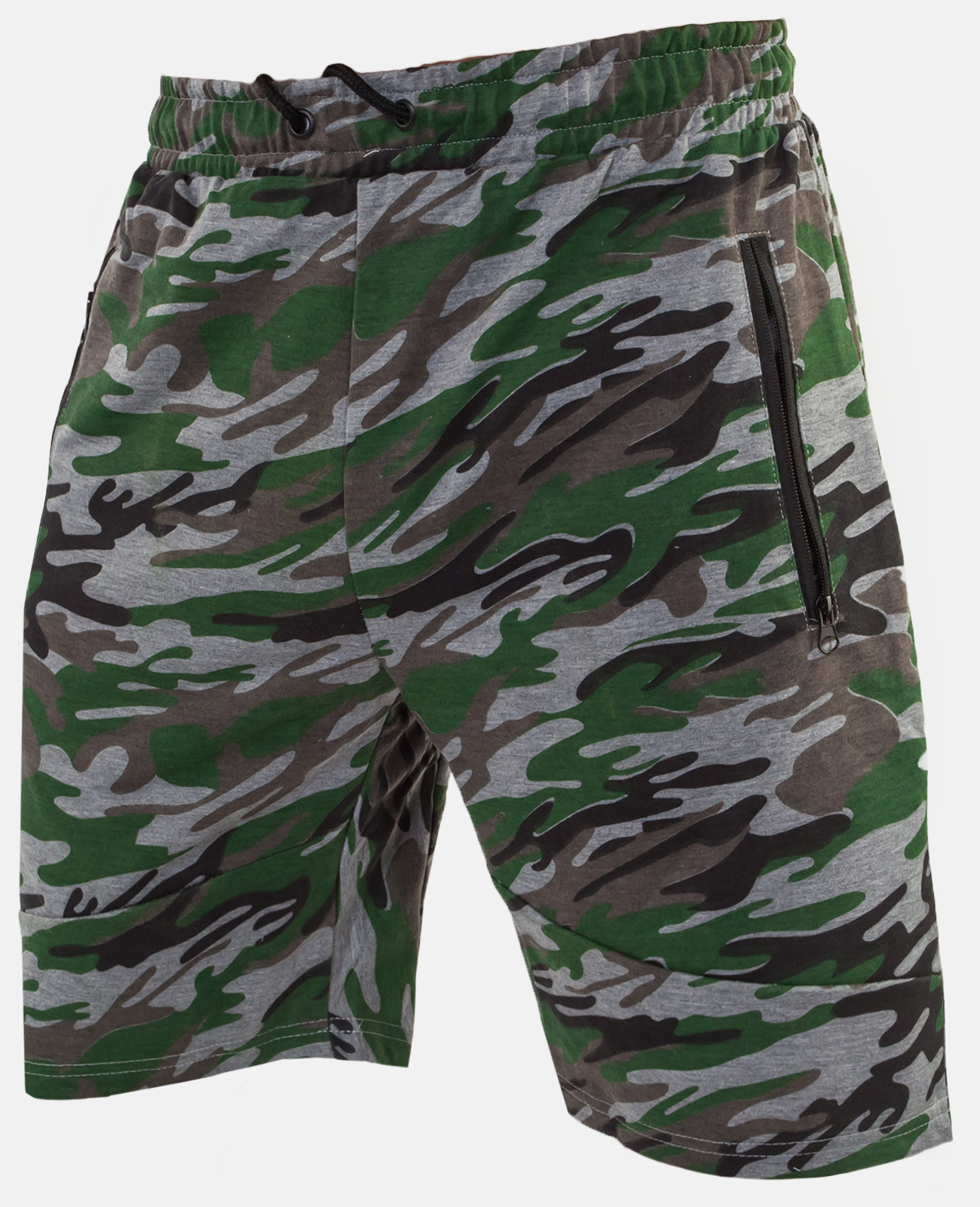 Армейские шорты-камуфляж New York Athletics