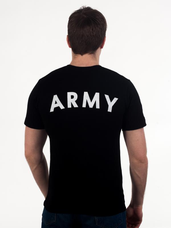 Футболка с надписью ARMY