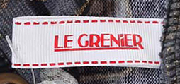 Классная асимметричная туника Le Grenier.