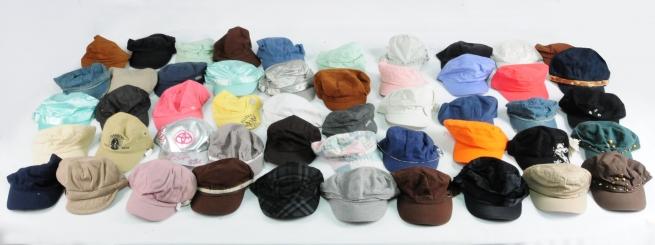 Аутентичные кепки свободного кроя и ШИК в стиле «Острые козырьки»