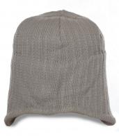Авангардная глубокая женская трикотажная шапка теплая и комфортная на любую погоду