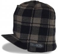 Авангардная мужская шапка-кепка от Billabong