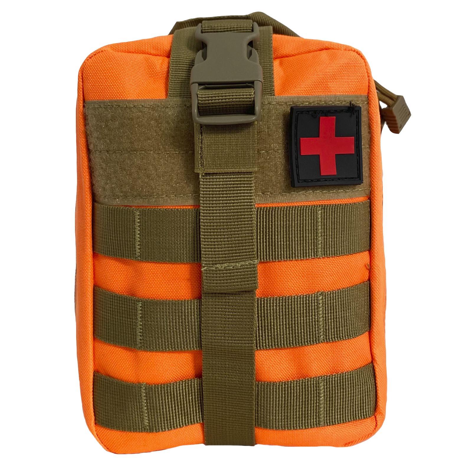 Аварийно-спасательная аптечка (оранжевая)