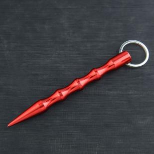 Аварийно-спасательный брелок-куботан (красный)