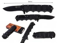 Аварийно-спасательный нож водителя Tiger Knives EMS By Ret. US Col. Peter Hoffman (США)