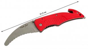 Аварийный нож с серрейтором T.O.E. Pro - купить онлайн