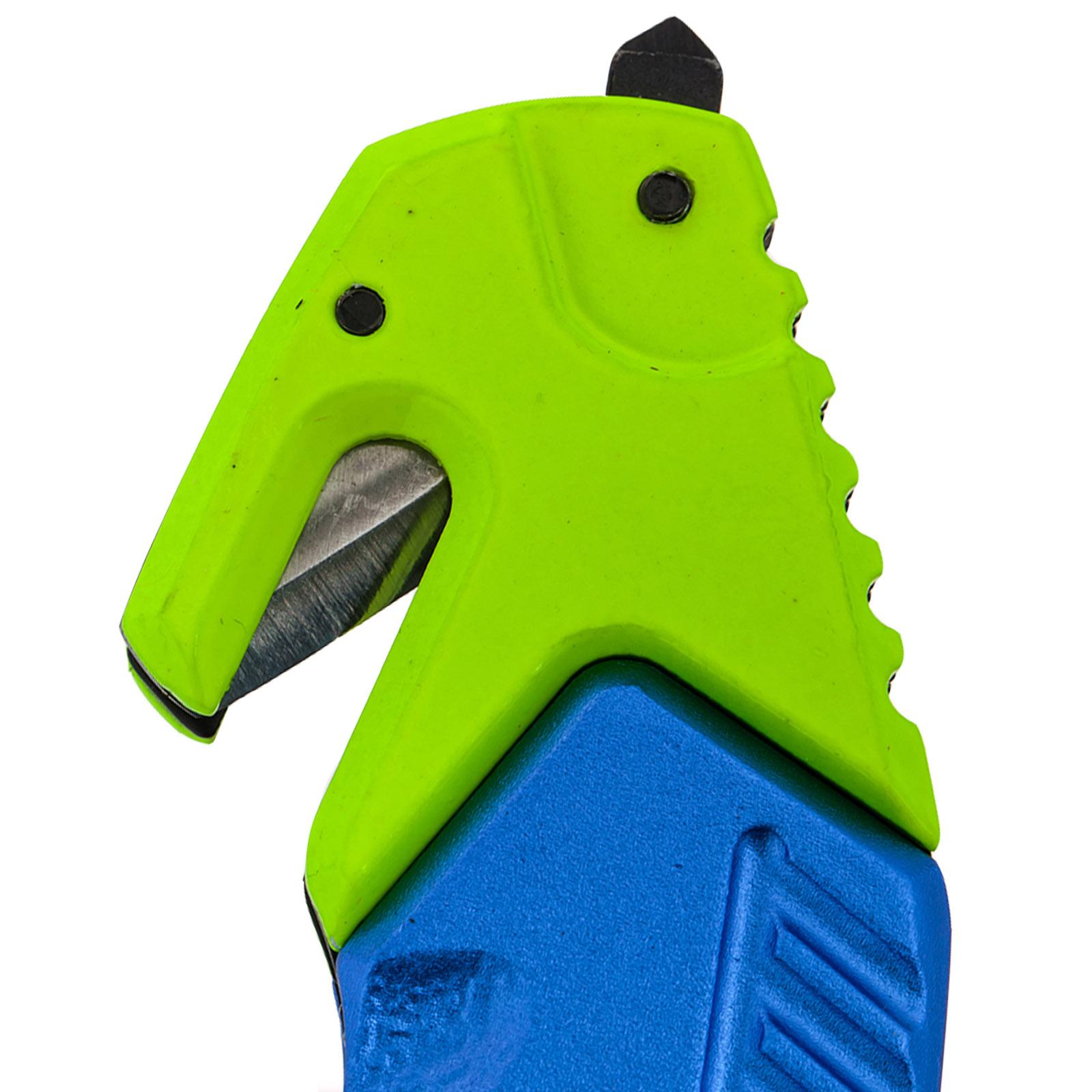 Аварийный складной нож со стеклобоем Colt Rescue Linerlock CT737 (США) - заказать онлайн