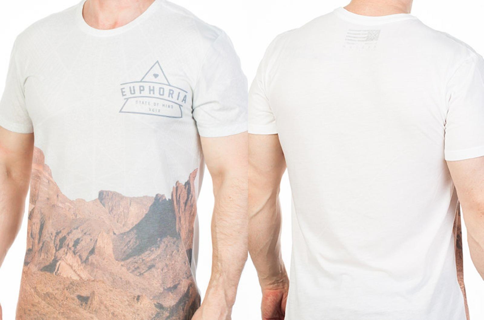 """Австралийская футболка """"Euphoria"""" с доставкой"""