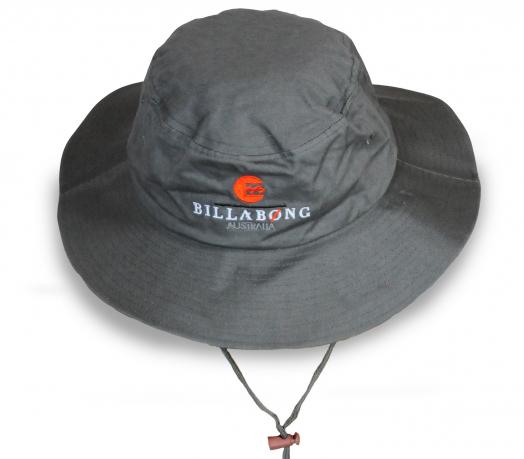 Австралийская шляпа с ремешком