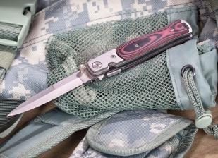 Автоматический нож RUKO 108 Stiletto - заказать с доставкой