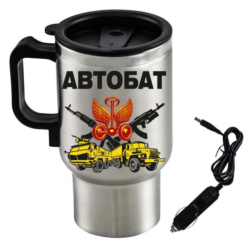Автомобильная термокружка Автобат