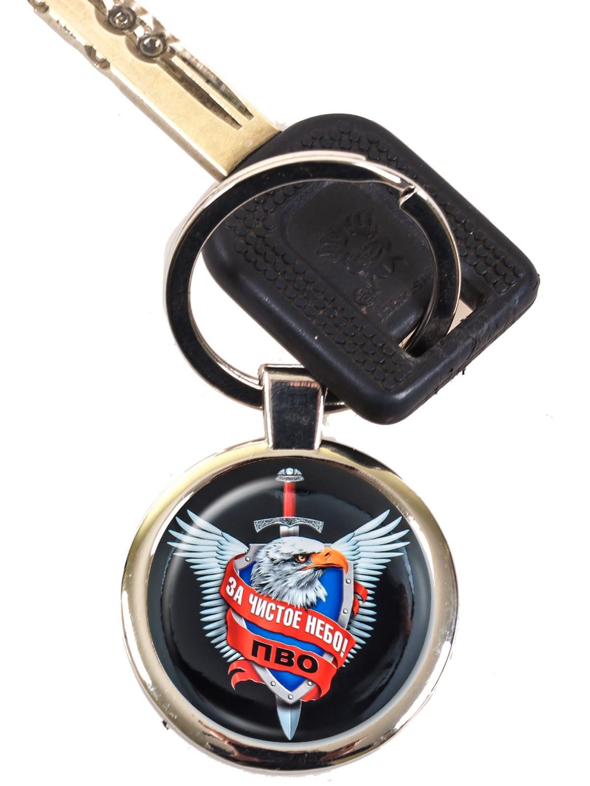 Автомобильный брелок ПВО