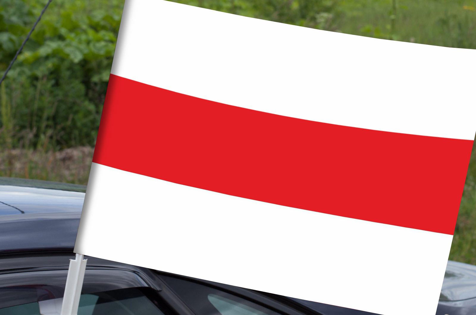 Автомобильный флаг Народной Республики Беларусь