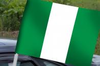 Автомобильный флаг Нигерии