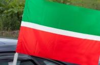 Автомобильный флаг Татарстана