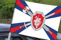 Автомобильный флаг Военной полиции ВС России