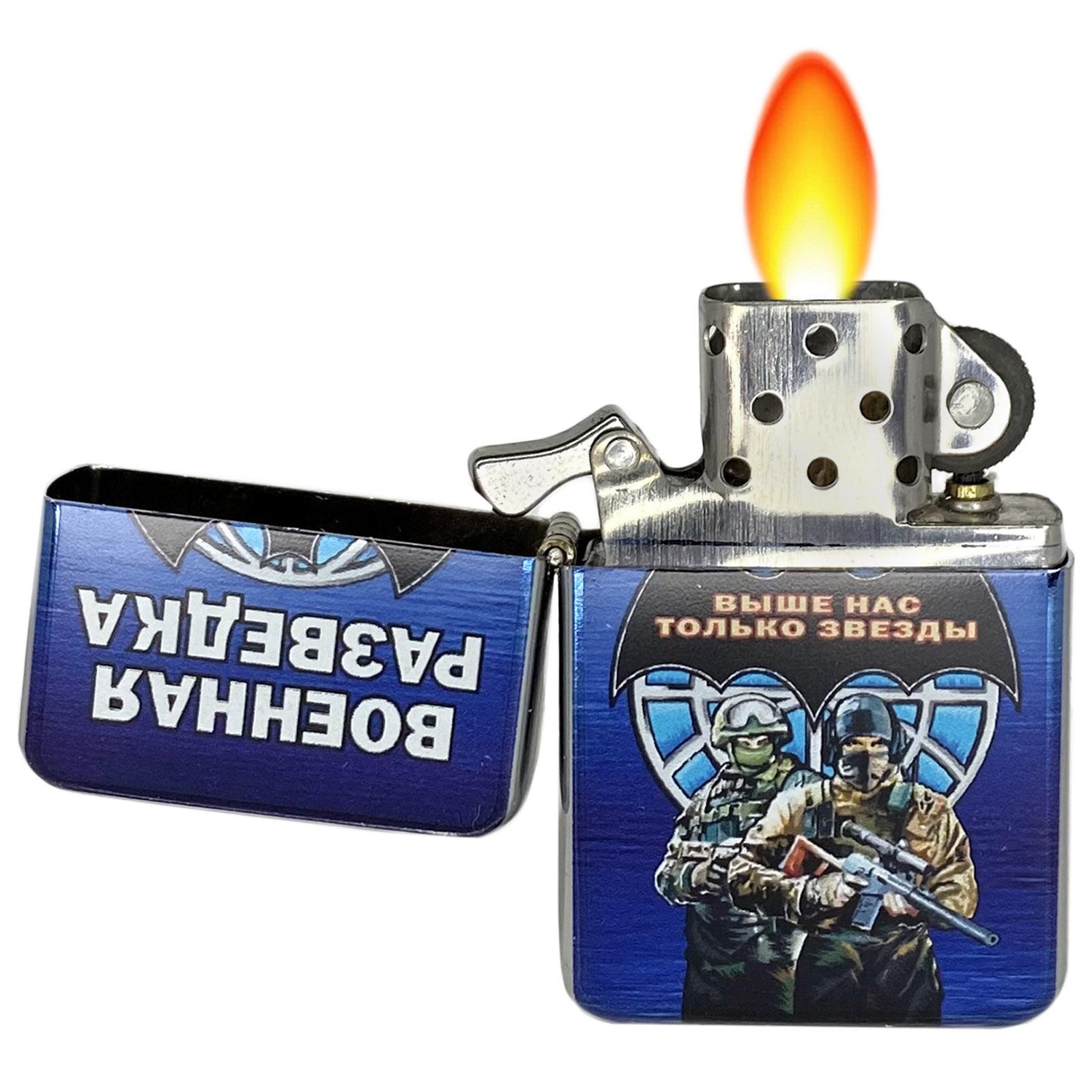 """Купить зажигалки """"Разведка военная"""" в Военпро"""