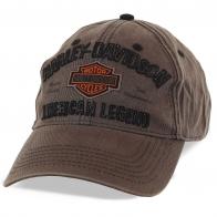 Байкерская кепка Harley-Davidson – американская легенда. Нужно купить, даже если нет мотоцикла, но есть чувство стиля