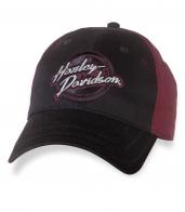 Популярная байкерская кепка-бейсболка с легендарным лого.