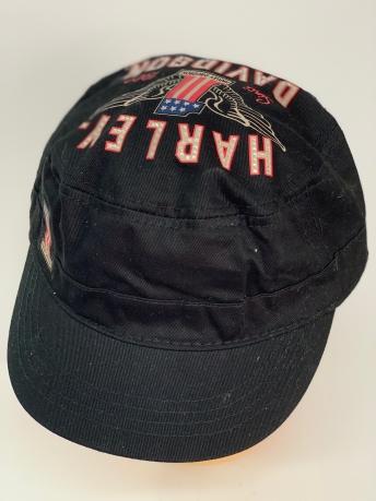 Байкерская кепка-немка Harley-Davidson