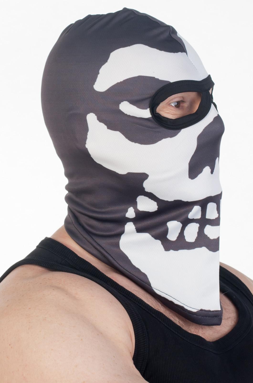 Байкерская маска