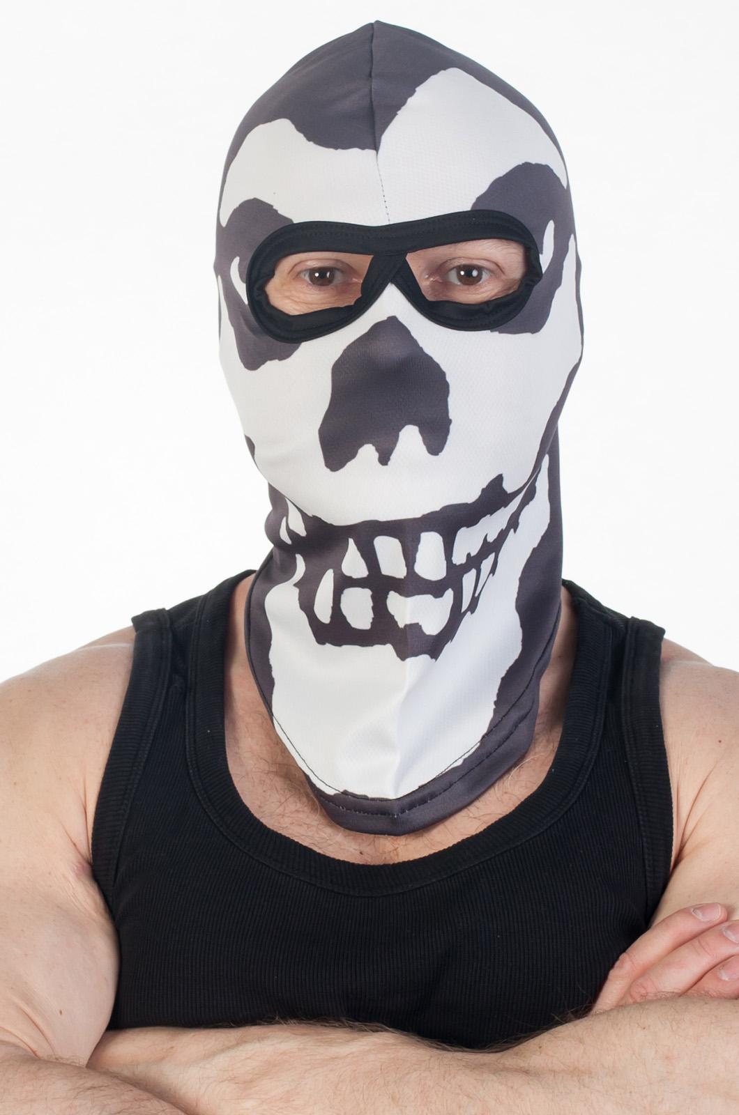Купить байкерскую маску недорого с доставкой
