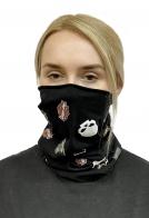 Байкерская маска шарф