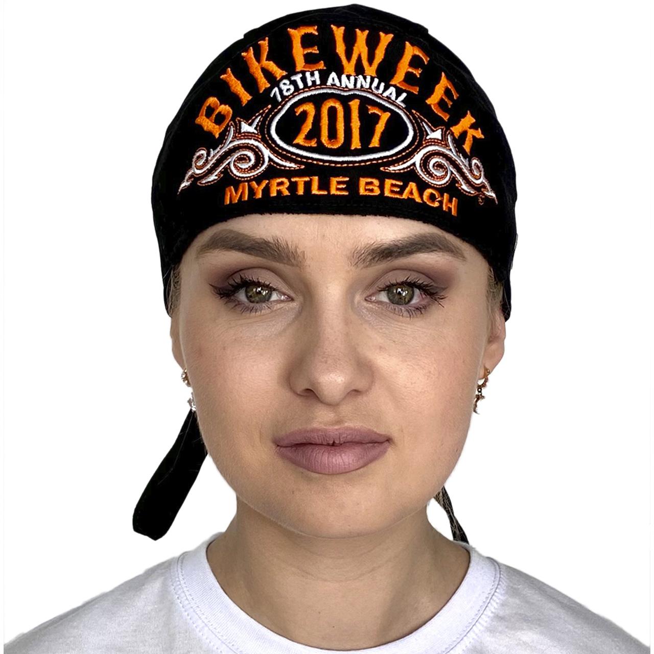 Байкерская повязка-бандана Myrtle Beach Bike Week