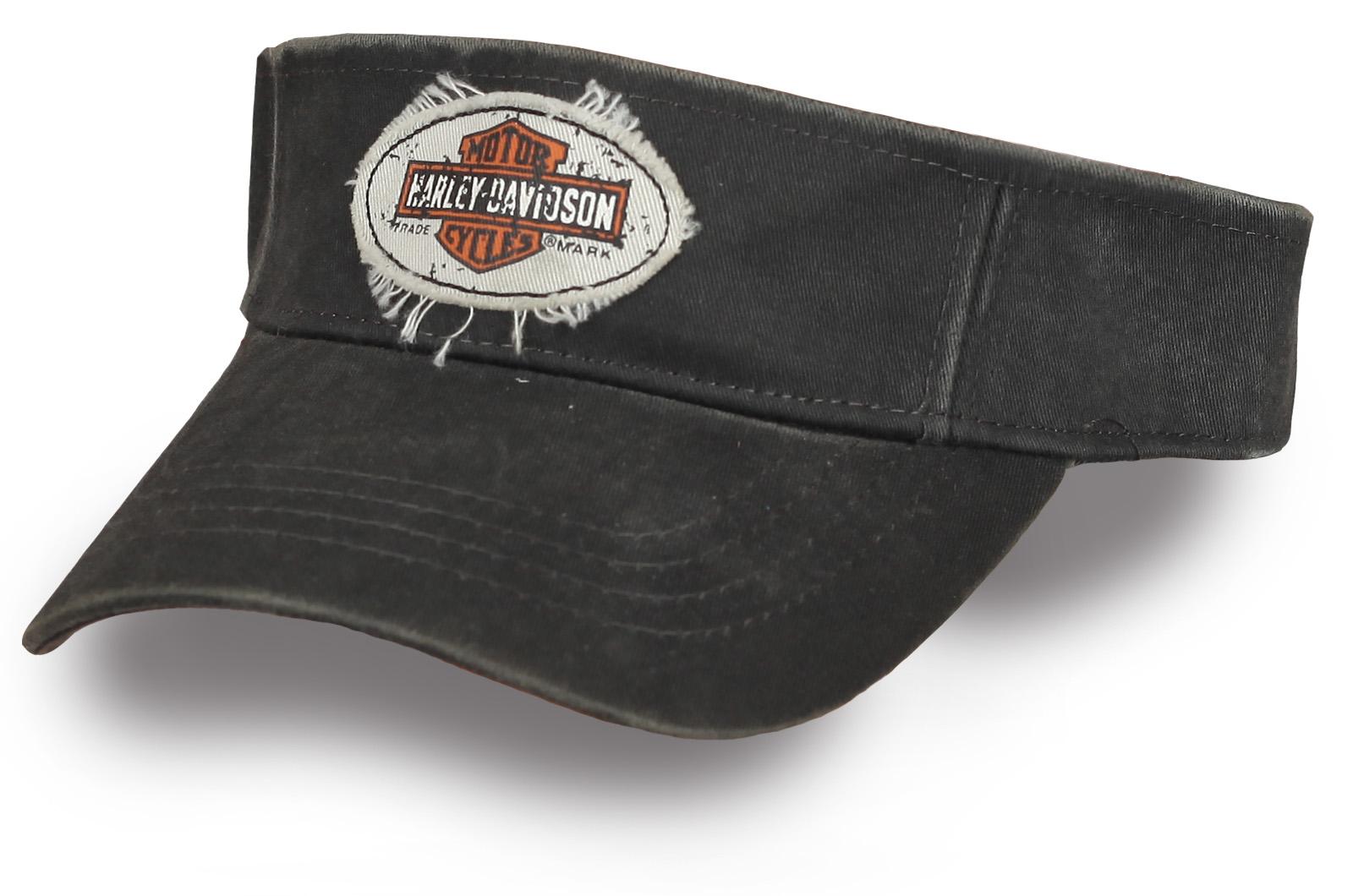 Байкерский козырек Harley-Davidson