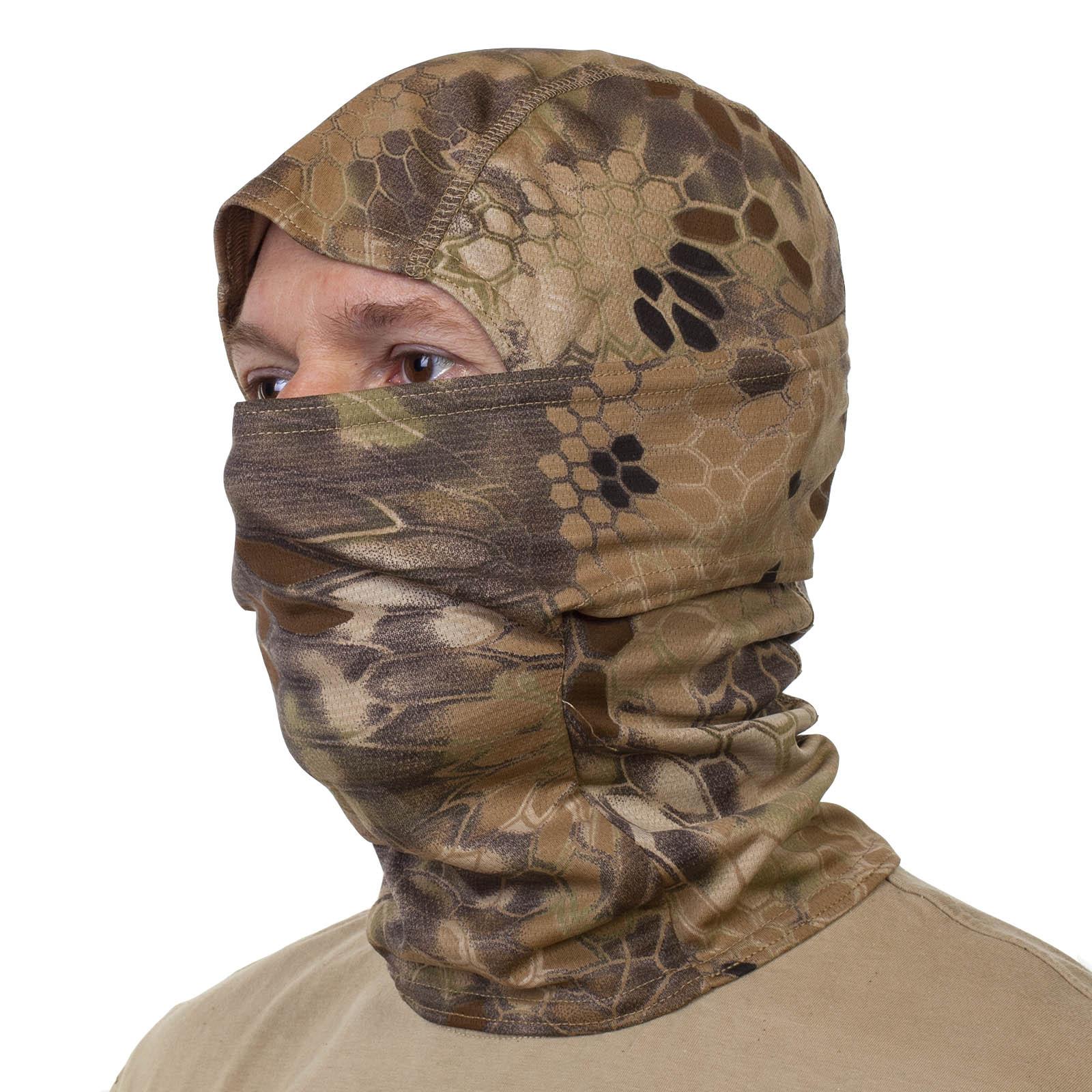 Купить в военторге маску подшлемник Kryptek Nomad