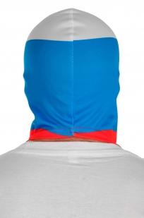 Балаклава триколор с гербом России от Военпро