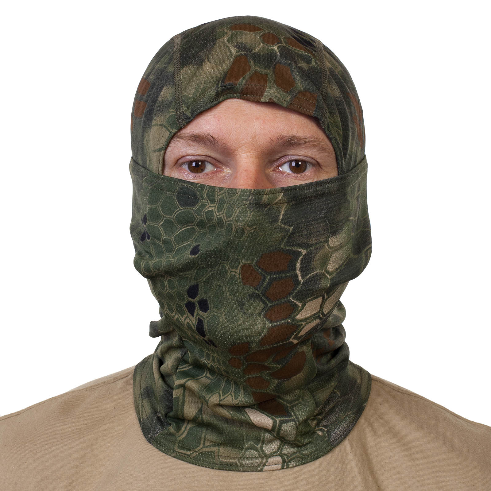 Подшлемники и маски