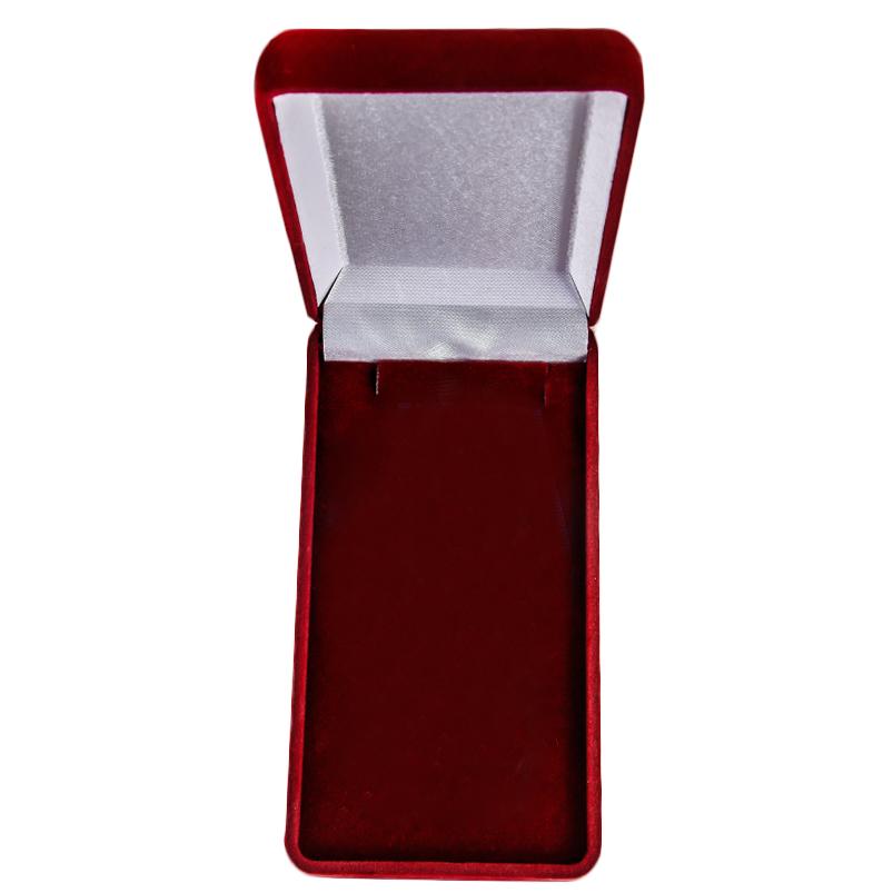 Бархатистый футляр для медалей купить в Военпро